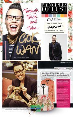 0ac30931a6e3b 65 Best gok wan images