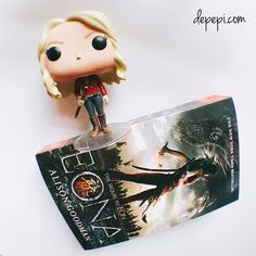 Yay! It's Saturday! It's another day to be a badass  Like Emma Swan and Eona!! Events this week have been shocking and challenging for me. So I need to be strong like Emma. Time to read badass books too!!! #booksandpops #bookstagrammer #bookaddict #geeklife #funkofunatic #funko #booklover #bookblog #bookstagramcommunity #funkopopuk #funkopops #books #geek #bookstagram #bookworm #bookblogger #booklove #popculture #booklovers #bookphotography #bookish #bibliophile #bookalicious #oncer…