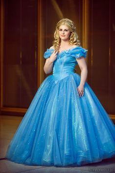 Cinderella Live Action Movie 2015 Cosplay Photo: Steven Wolf