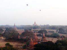 Is Bagan as Impressive as Angkor Wat?: Thousands of Temples in Bagan