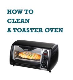 When it comes to learning how to clean a toaster oven, because of the small size of this appliance you can usually have it sparkling clean in just a short Household Chores, Toaster, Home Buying, Home Improvement, Oven, Castle, Kitchen Appliances, Cleaning, Diy Kitchen Appliances