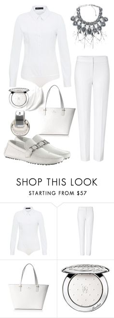 Outfit #144 by sofi6277 on Polyvore featuring Hallhuber, ESCADA, Kate Spade, Guerlain and Bulgari