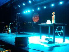 Het podium van BAS van Nina de la Croix.