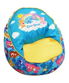 Cuties Can Get Cozy With This Care Bears Beanbag Chair. Its Bean Filled  Design