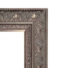 Barcelona Pewter Square Wall Mirror   Overstock.com Shopping - Great Deals on Mirrors Sones guest