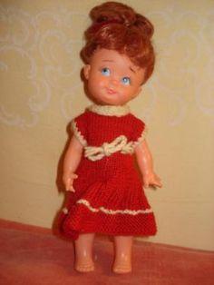 alte Puppe 22cm in Hessen - Heppenheim (Bergstraße)   eBay Kleinanzeigen