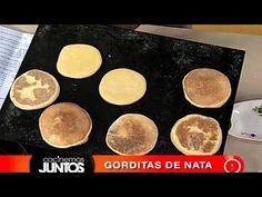 Cocinemos Juntos. Gorditas de nata - YouTube