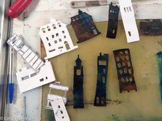 masking stencils easy printmaking tools - read more for stencil making tips