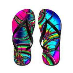 Fabulous Fractal2 Flip Flops