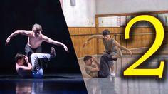Chlapec a smrt (balet Libora Vaculíka)  /   Gustav Mahler (Písně potulného tovaryše)  /   Tančí: Florent Operto (chlapec) & Vojtěch Rak (smrt)