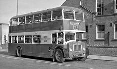 JNU989D Busses, Conductors, Nottingham, Bristol, Transportation, British, Coaches, Classic, Vehicles