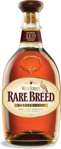 Wild Turkey Rare Breed Barrel Proof Kentucky Straight Bourbon | @Caskers
