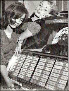 Les jours heureux des années 60 : Le Jukebox