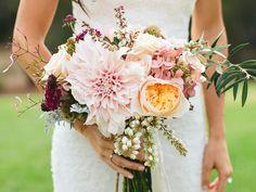 Vintage Wedding Bouquet Ideas