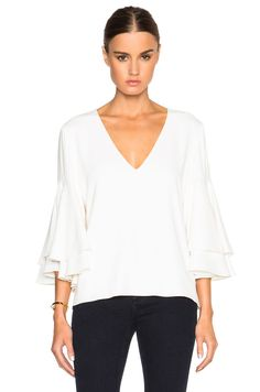 ruffled blouses - Buscar con Google