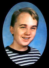 Steven Robert Curnow killed at Columbine High School on Apr. 20, 1999.