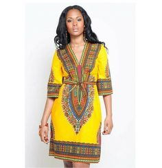 Maxibelts Trend - African Prints in Fashion: Do you Dashiki? The maxi trend also reaches the waist, in the form of corset or buckle giant to enhance a feminine figure. African Inspired Fashion, African Print Fashion, Africa Fashion, Fashion Prints, African Print Dresses, African Fashion Dresses, African Dress, African Prints, Ghanaian Fashion