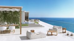The South Tower penthouse at Auberge Beach Residences & Spa, Fort Lauderdale, Florida, recently sold at a record-breaking price of $8.9 million, making it the most expensive residence ever sold in the Fort Lauderdale area.