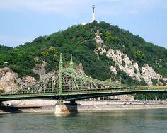 Gellert Hill, Budapest, Hungary