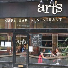 Art's cafe. Mega gorgeous food. I could just eat their drool-worthy plum crumble with vanilla creme fraiche.