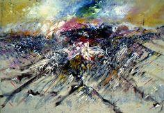 Jorge Pizzani Venezuelan contemporary painter