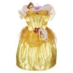 Disney Princess Belle Bling Ball Dress