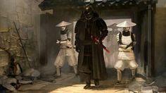 Star wars samourai