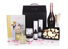 The Baby on Board Gift Set   The perfect luxury gift for Mum's to be. Pre-order now at www.estaromi.com