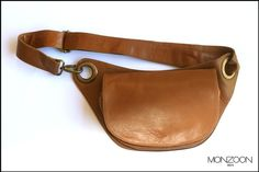 Hip Bag, belly bag, fanny pack on Etsy, $79.00