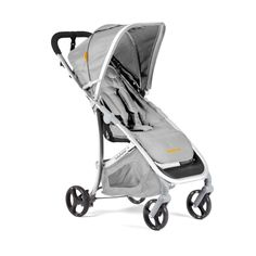 #Emotion #Stroller #Babyhome #Yellow&Grey