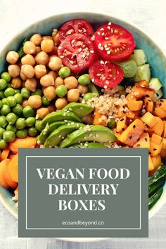 Vegan Food Delivery Schemes for Delicious Meat Free Meals Straight to Your Door Pre Prepared Meals, Bacon Crisps, Deliciously Ella, Lentil Stew, Vegan Options, Meals For Two, Food Preparation, No Cook Meals, Meal Prep