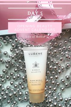 Opening Beauty Advent Calendars Day 5 Lumene and The Body Shop!