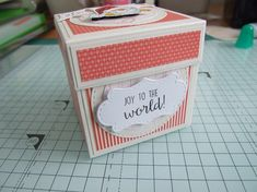 DT Thursday: Create a Fun Exploding Box Card with Stamping Bella. Click through…