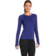 Under Armour Women's ColdGear Cozy Crewneck Long Sleeve Shirt - Dick's Sporting Goods