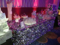 pink-silver-sweets-candy-station-atlanta-wedding-planner
