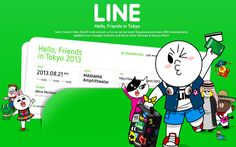 line event에 대한 이미지 검색결과 Line S, Akira, Promotion, Tokyo, Family Guy, Concept, Pop, Comics, Fictional Characters