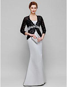 Lan Ting Trumpet/Mermaid Mother of the Bride Dress - Multi-c... – USD $ 119.99