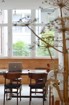 An Amsterdam Loft for a Nomadic Family: Dutch Designer Irene Hoofs of Bloesem
