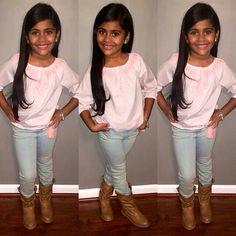 Beautiful little lady..