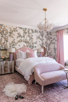 Alice Lane Home Collection is a full-service interior design firm and home furnishings boutique. We offer the best furniture for your home decor. Home Bedroom, Girls Bedroom, Bedroom Decor, Bedroom Ideas, Room Girls, Childs Bedroom, Kid Bedrooms, Girl Bedroom Designs, Child Room