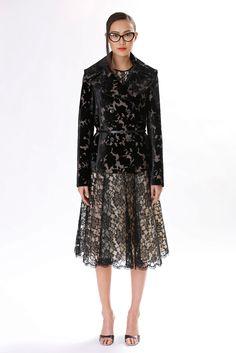Michael Kors Collection Pre-Fall 2013 Fashion Show - Shu Pei Qin