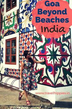 Explore Goa beyond beaches. Check the offbeat things to do in Goa that includes Fontainhas- Spice plantations- Heritage houses- Diwar Island- Feni Shots. Goa Travel, India Travel Guide, Paris Travel, Indiana Jones, Weather In India, Goa India, India Trip, India Culture, Ireland Culture