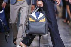 fendi backpack monster - Google Search