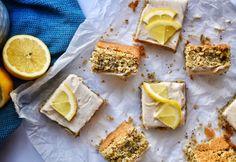 Lisztmentes citromos-mákos süti Camembert Cheese, Paleo, Dairy, Bread, Breakfast, Morning Coffee, Brot, Beach Wrap, Baking