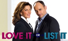 The couples on love it or list it. They are so rude and ask so much from Hillary. Literally a huge ass list of things and then what only 30,000 for renovation. Are you serious?