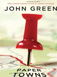Paper Towns ($1.55 / £0.99 UK), by John Green, is the Kindle Deal of the day for those in the UK