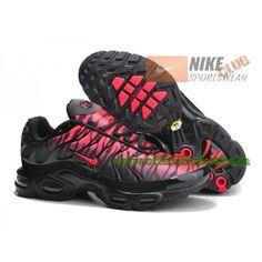 Nike Air Max Plus/Tn Requin 2015 Chaussures de Basketball Pour Homme Noir/Rouge-Boutique de Chaussure Nike France,Livraison Gratuite!Nike Air Max pas cher,Homme amp;amp; Femme en Linge. 92,99�