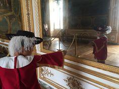 Déguisements de prince et princesse au Domaine de Chantilly