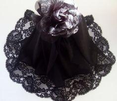 Vintage Vanity Fair Half Skirt Slip 50's Blue by cupidscloset