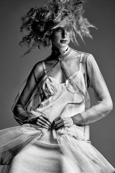 Fashion Editor: Karl Templer Interview Magazine December 2015 Photographer: Patrick Demarchelier